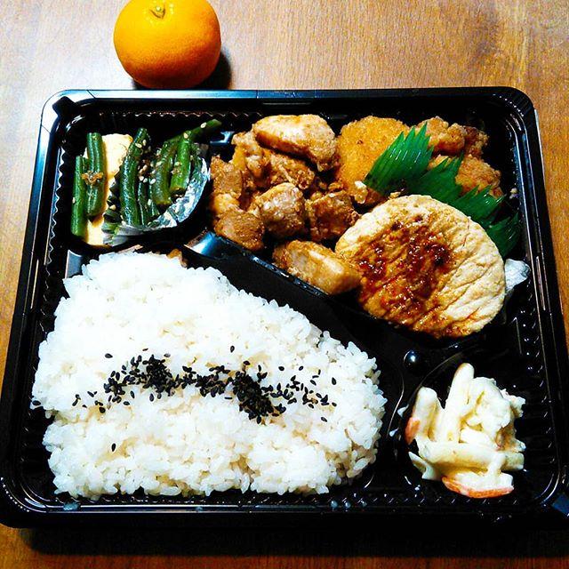このお弁当が200円ですって平野の物価恐るべし!明日も皆様のご来店お待ちしております。#平野区 #パン屋